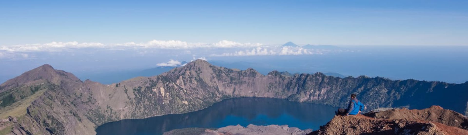 Rinjani Trekking by Mr. Adi